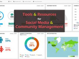 Free Tools for Social Media and Community Management Resources