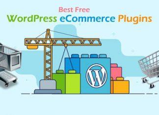 Top 8 Free WordPress eCommerce Plugins 2018