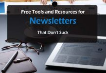 Free Resources for Top Newsletters That Don't Suck