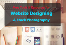 100+ Free Resources and Tools for Website Designing & Stock Photograph