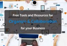 Free Tools & Resources to Organize and Collaboration