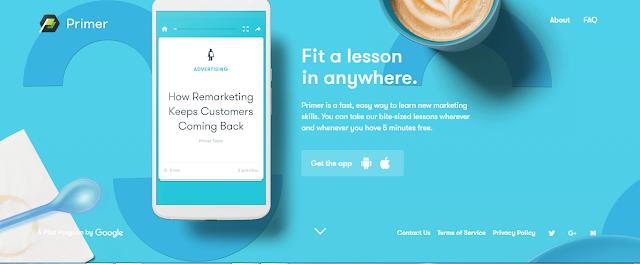 Primer - No-nonsense, jargon-free marketing lessons