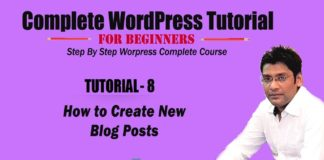 How to Create New Blog Posts in WordPress
