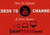 How-to-Upload videos to-youtube-channel