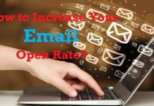 Increase Your Email Open Rate