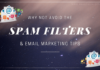 blog for beginners Home Spam Filter 100x70