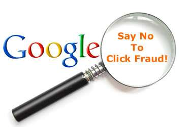 Don't Get Caught With Google Adsense Click Fraud