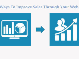 5 Ways to Improve Sales through Your Website