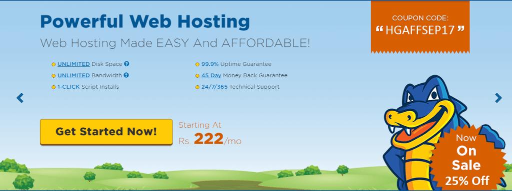Flat 25% Off on Shared, Reseller, VPS Hosting hosting coupons Hosting Coupons hostgator