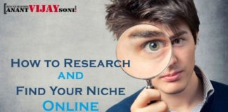 How to Research and Find Your Niche Online?