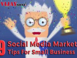 19 Social Media Marketing Tips For Small Business - Anant Vijay Soni
