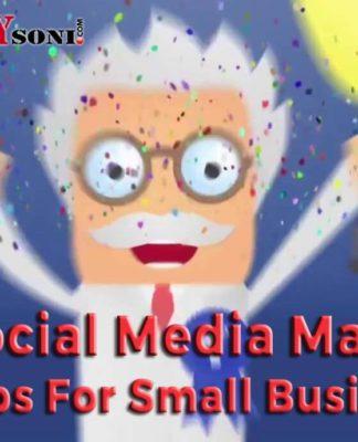 19 Social Media Marketing Tips For Small Business - Anant Vijay Soni blog for beginners Home 19 Social Media Marketing Tips For Small Business Anant Vijay Soni 324x400