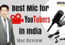 Best Mic for YouTubers in India 2018