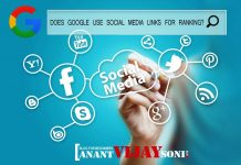 Does Google Use Social Media Links for Ranking?