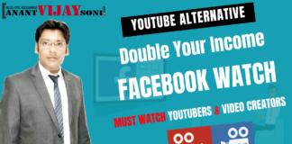 Facebook watch & Facebook for creators