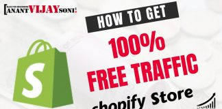 How to Get 100% Free Traffic on your Shopify Store