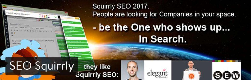 SEO Squirrly WordPress plugin