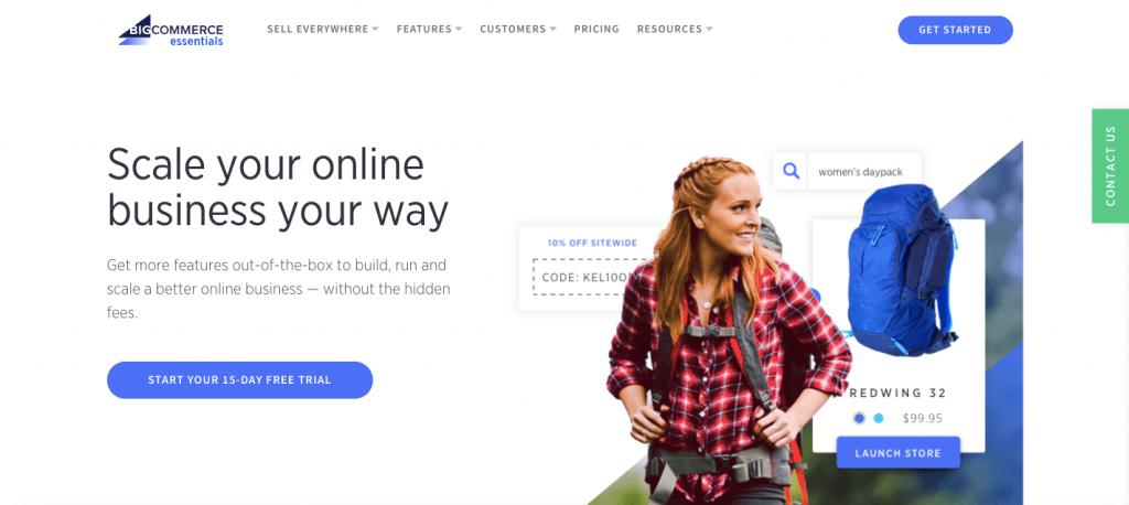 BigCommerce - Best Online Ecommerce Platform