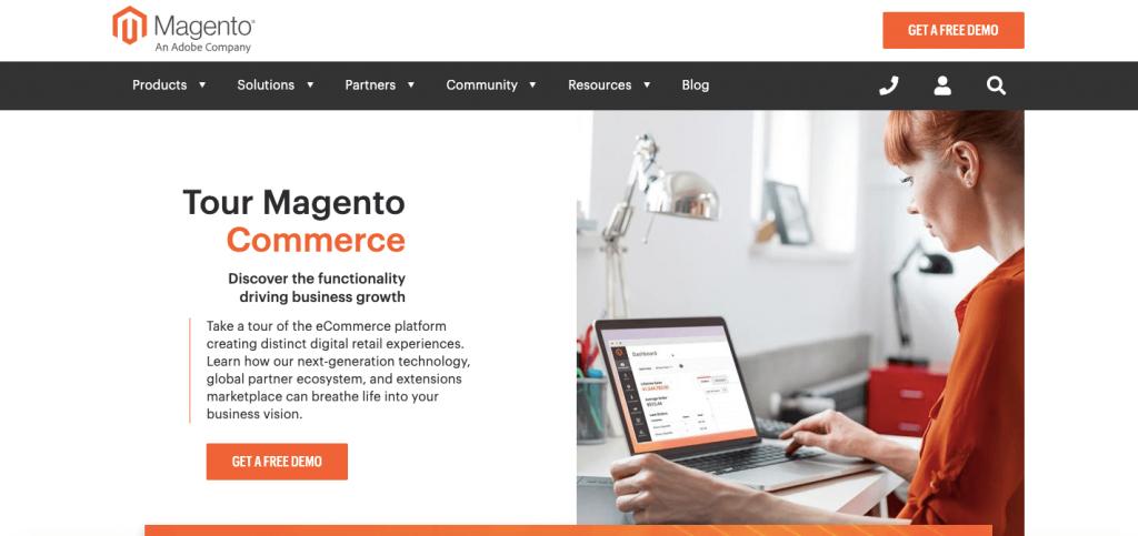 Magento - Free Best Online Ecommerce Platform