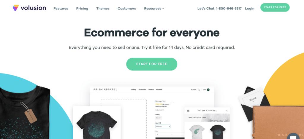 Volusion - Best Online Ecommerce Platform