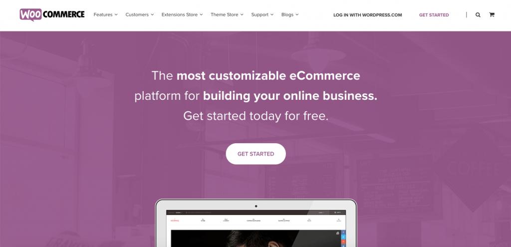 WooCommerce - Free Best Online Ecommerce Platform