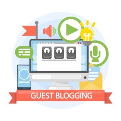 Guest Blogging - Start A WordPress Blog