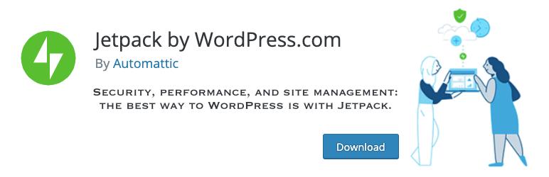 Jetpack by WordPress.com By Automattic