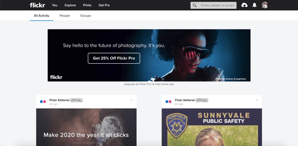 Flickr - Best Youtube Alternative