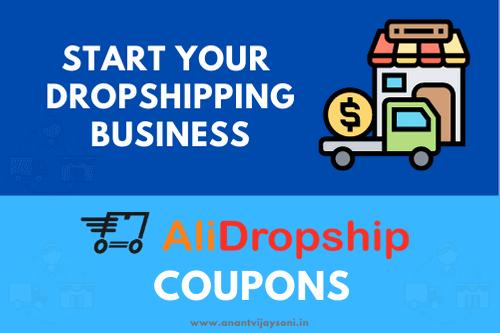 Alidropship Coupon and Promo Code