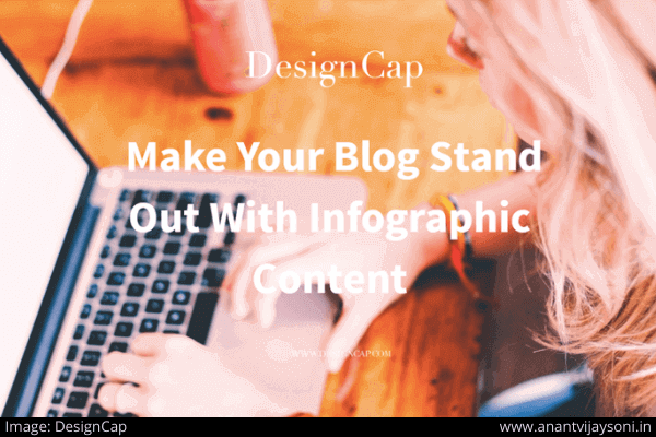 DesignCap - Make Your Blog Stand Out With Infographic Content