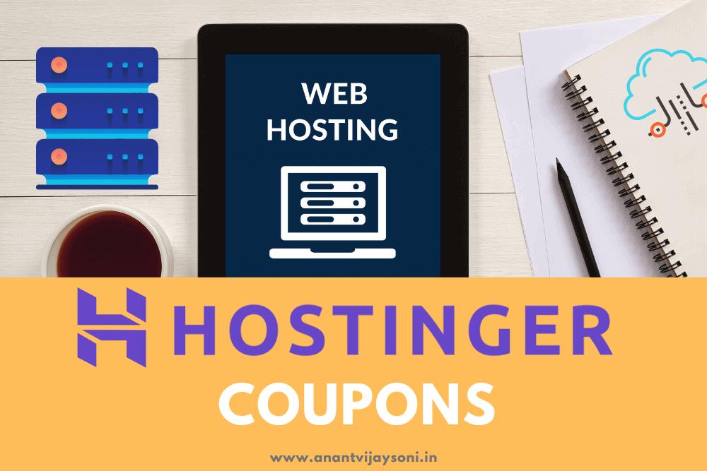 Hostinger Hosting Coupon and Promo Code