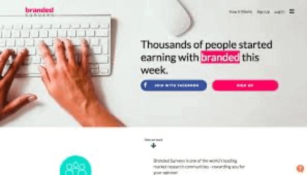 Branded Survey - Best Survey Website