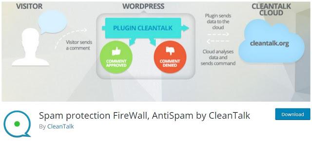 Anti-Spam by CleanTalk