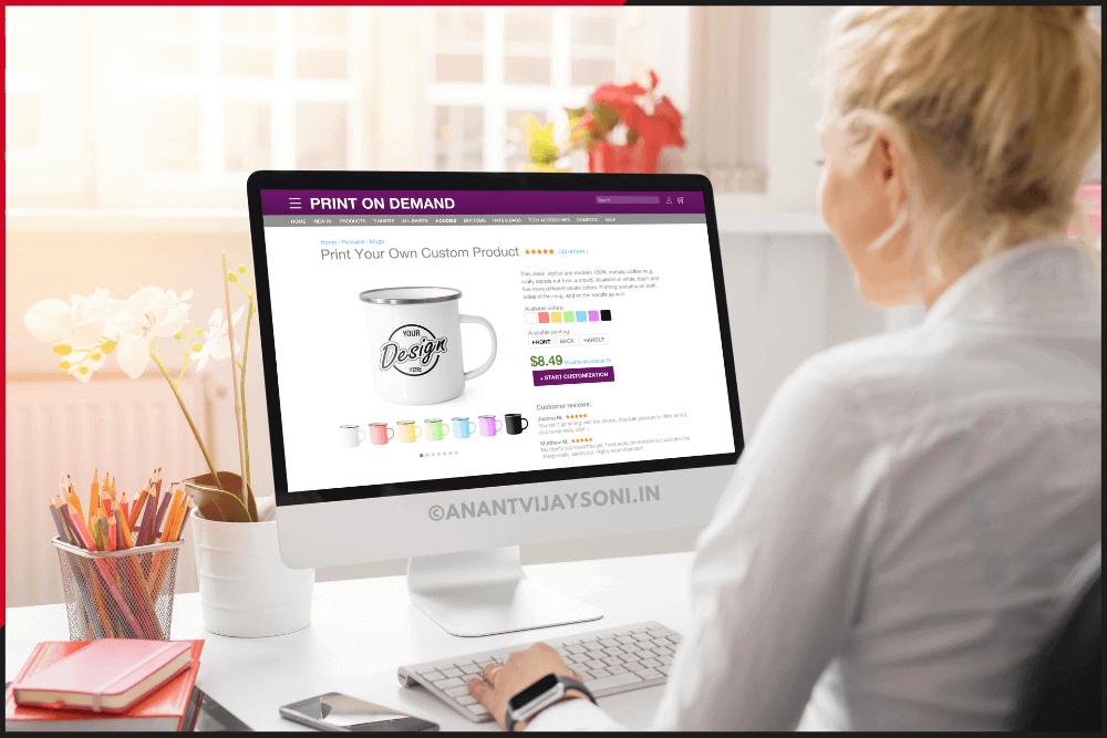 Create Print on demand store   Best Passive Income Ideas