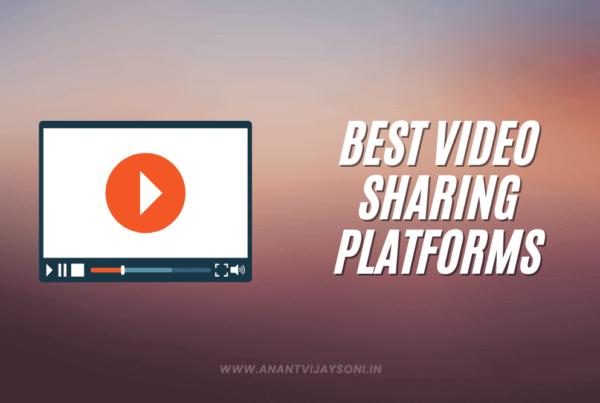 Best Video Sharing Platforms in 2021